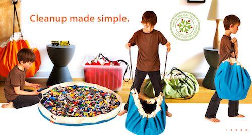 Lego Organizing Ideas - Time To Organize Blog