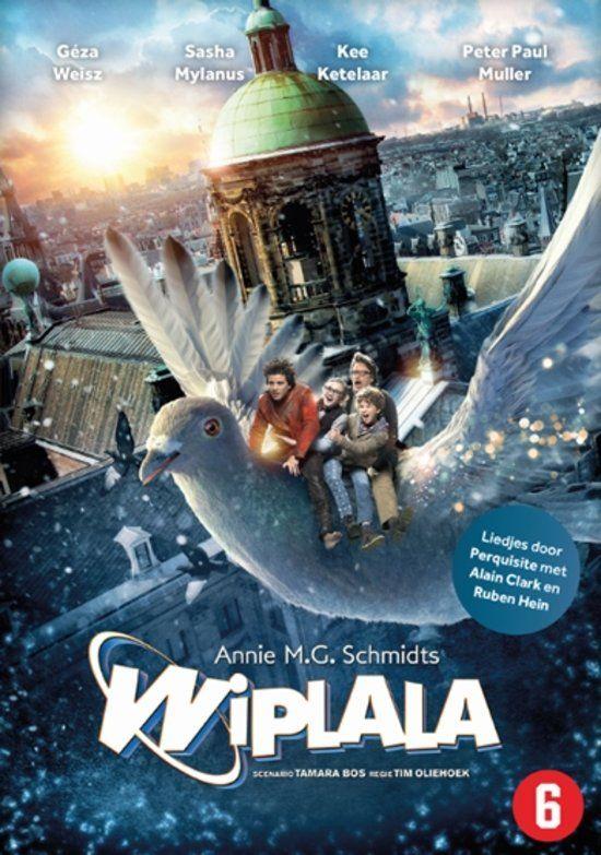wiplala Dit boek/ deze film maakt onderdeel uit van de lijst met verfilmde kinderboeken van voorleesjuffie doe je mee? http://www.voorleesjuffie.com/easy-seo-blog/de-verfilmde-boekenlijst-van-voorleesjuffie--alle-verfilmde-nederlandse-kinderboeken-op-een-rij-