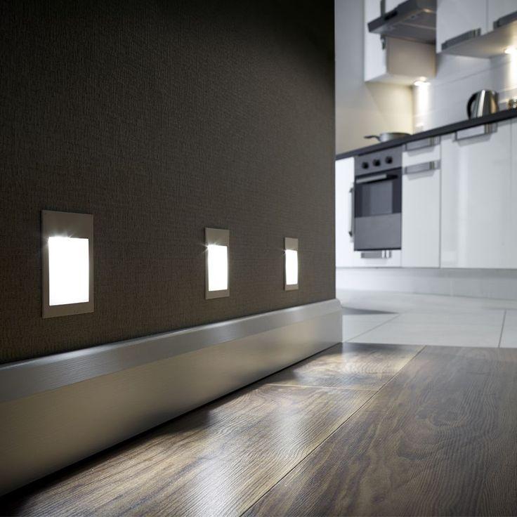 Senza plinth wall or floor led light