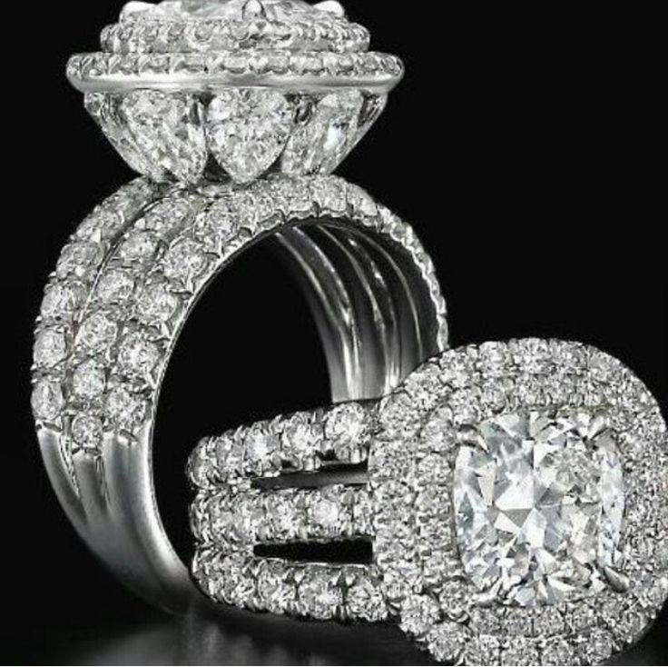 Pin by Julia Holland on Diamonds And Silver Wedding Theme ...