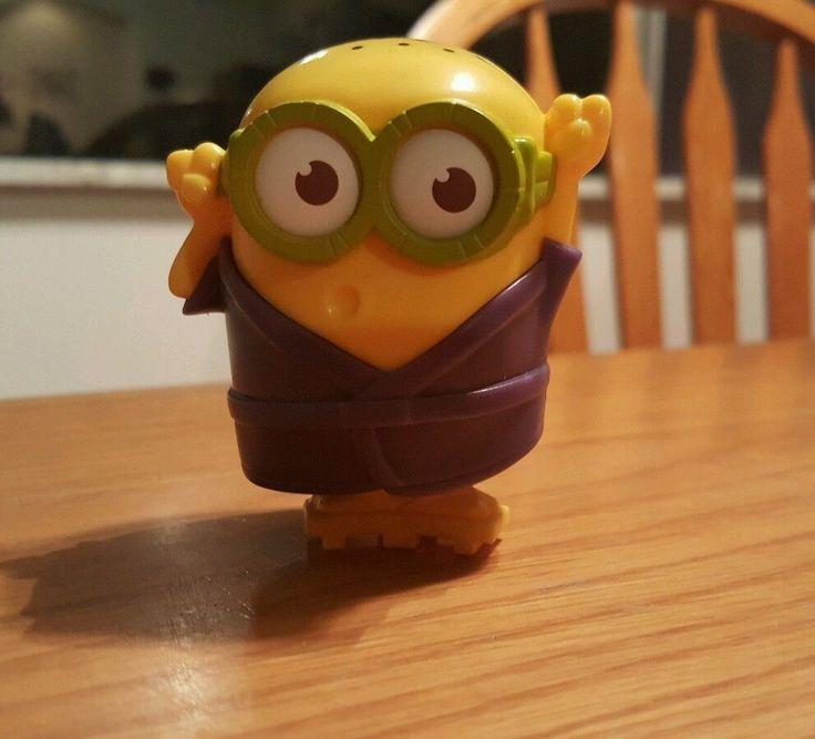 Karate Minion  McDonald's Toy  #McDonalds
