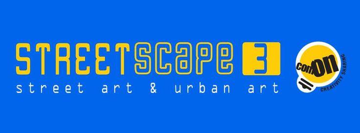 StreetScape 3 dal 7 ottobre al 9 novembre 2014, Como  a cura di Chiara Canali e Ivan Quaroni   http://www.portaledicomo.it/comon-art-al-via-la-terza-edizione-di-streetscape/