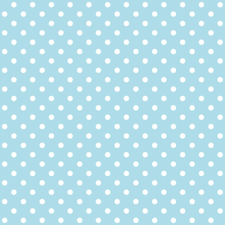 Free digital polka dot scrapbooking paper: baby blue - Pünktchenpapier - freebie | MeinLilaPark – DIY printables and downloads