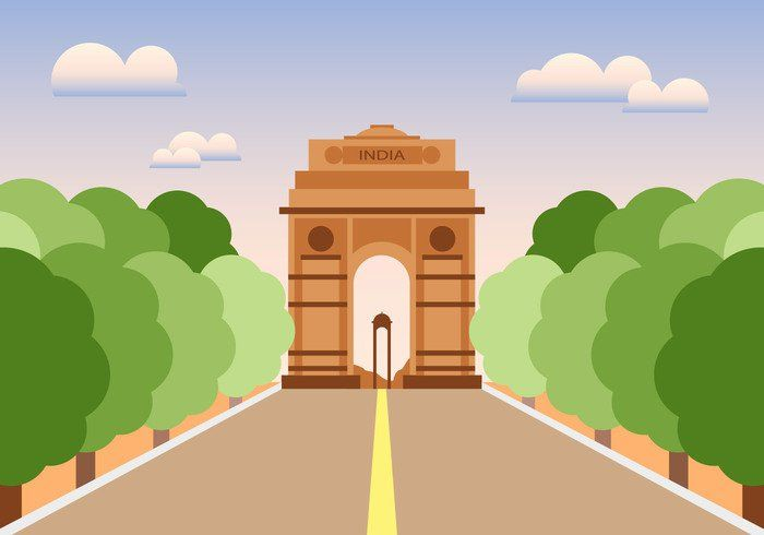 India Gate Illustration Vector - https://www.welovesolo.com/india-gate-illustration-vector/?utm_source=PN&utm_medium=welovesolo59%40gmail.com&utm_campaign=SNAP%2Bfrom%2BWeLoveSoLo