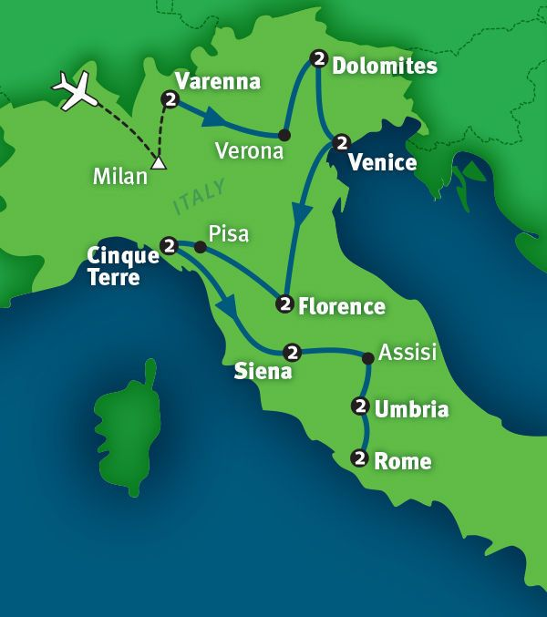 Italy Tour: The Best of Italy in 17 Days | Rick Steves 2015 Tours | ricksteves.com
