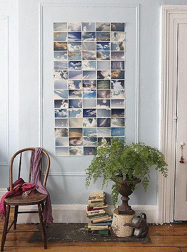 cloud wall   Grace Bonney   Flickr