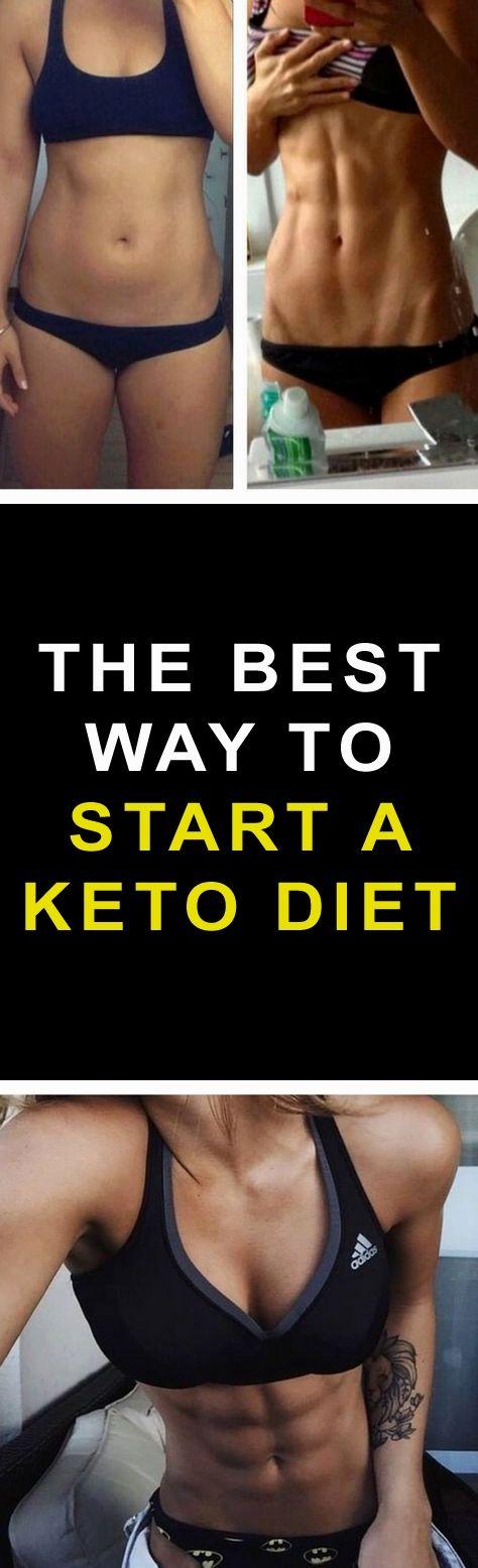 Best way to start keto