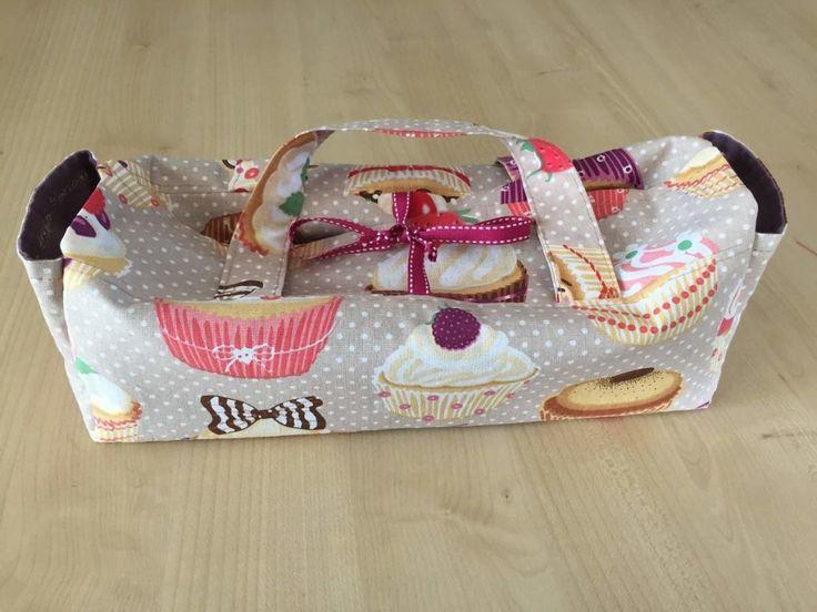 Tuto sac à cake