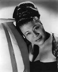Ella Fitzgerald, great singer  classy