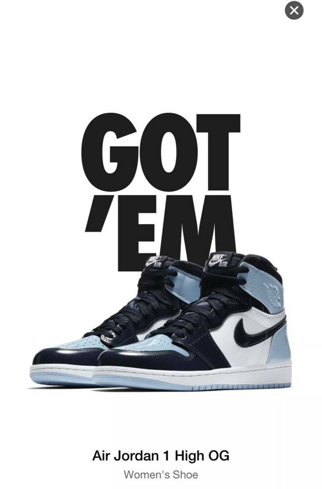 cc59472abf7619 2019 Nike Air Jordan 1 Retro High OG Size 9W 7.5M