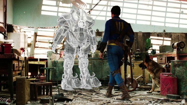 Fallout 4 Vfx Breakdown - Computer Graphics & Digital Art Community for Artist: Job, Tutorial, Art, Concept Art, Portfolio