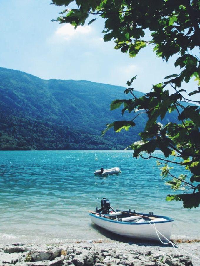 Lago di Molveno, Molveno, Italy | 08.08.2013