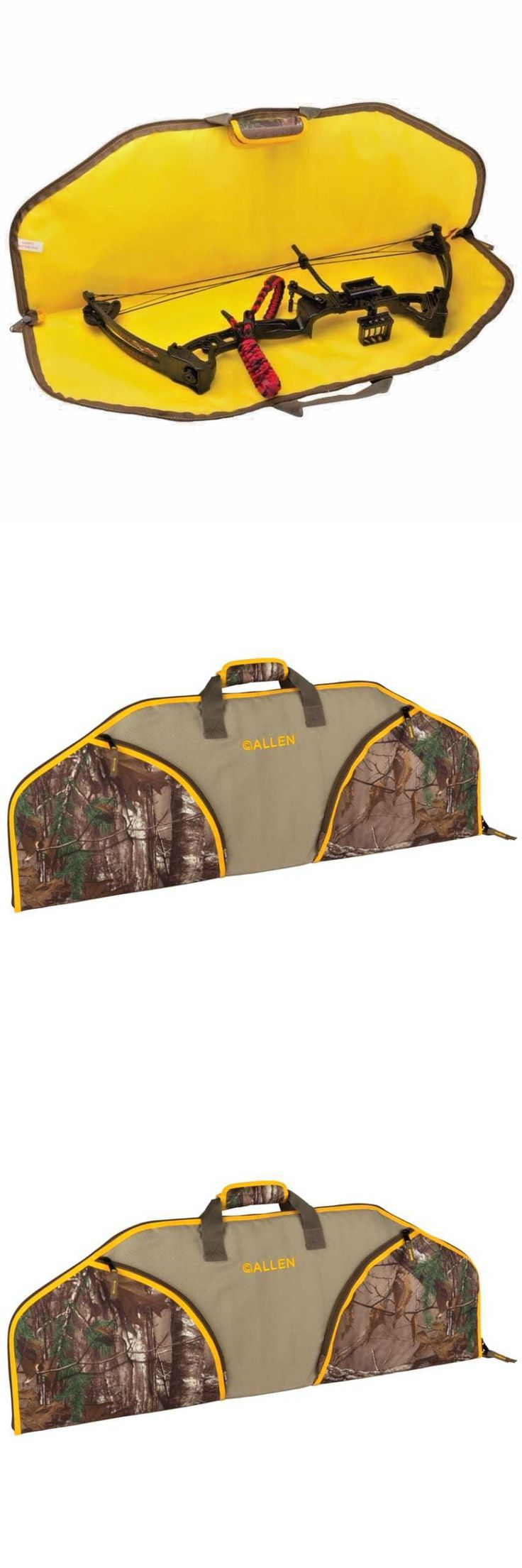 Bags Cases and Covers 181300: Allen Case Compact Bow Compound Archery Hunting Protector New Arrow, Camouflage -> BUY IT NOW ONLY: $36.59 on eBay!
