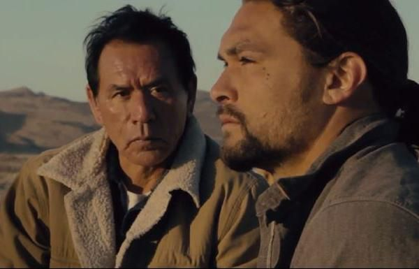 Jason Momoa of 'Game of Thrones' and 'Red Road' fame discuss 'Road to Paloma', a film he wrote, directed, co-produced and stars in.