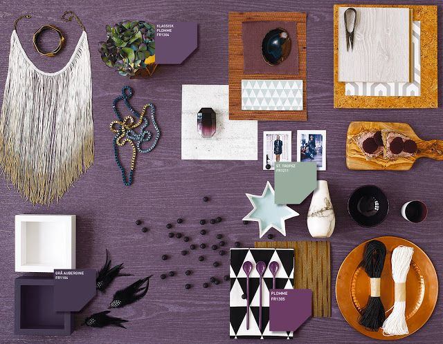 Scandinavian Chic: Color of The Year 2013: PURPLE! (Norwegian Market)