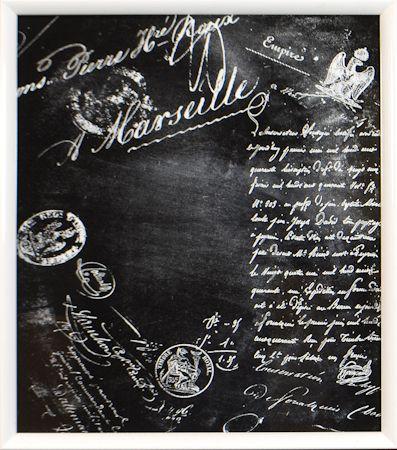 14832 - French Noir Boards II