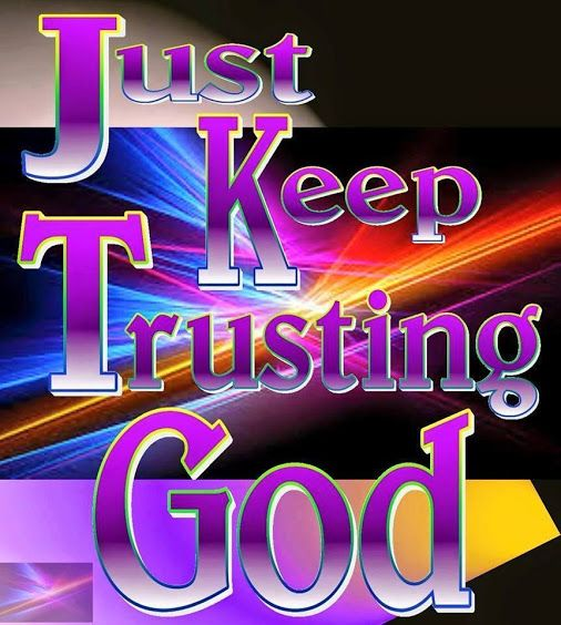 Christian songs about trusting god