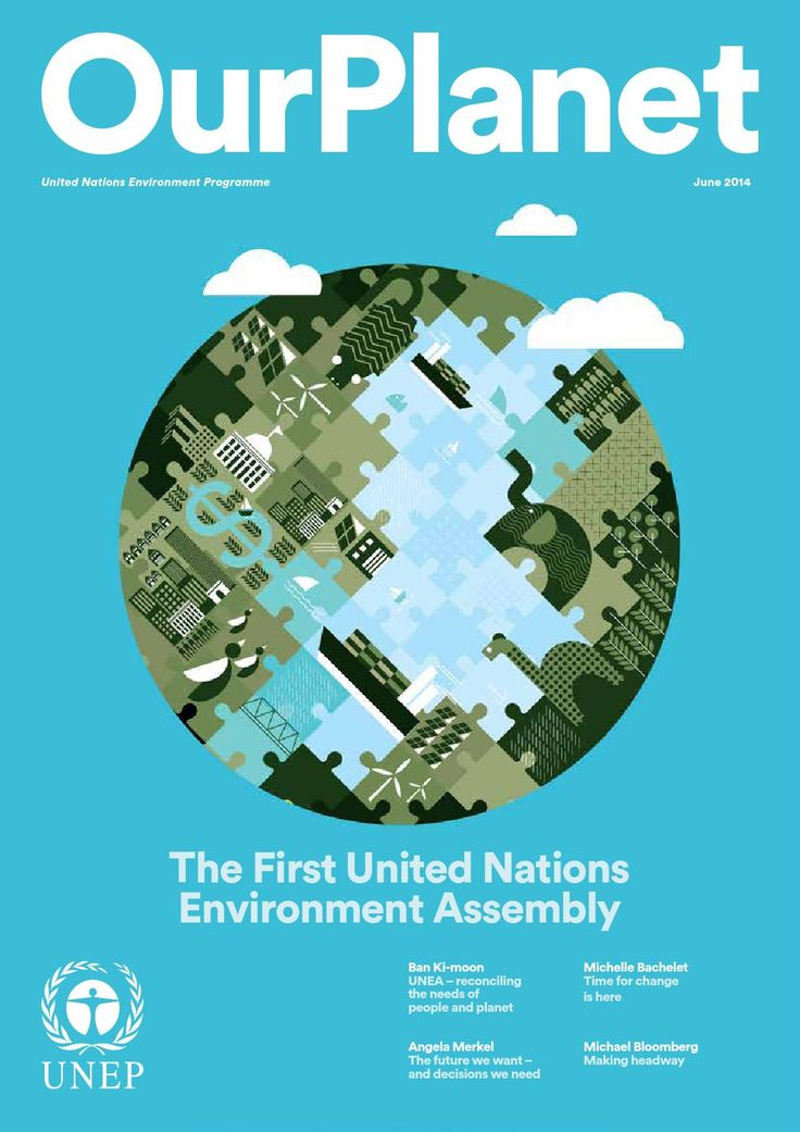 ISSUU - Our Planet: The First United Nations Environment Assembly by United Nations Environment Programme