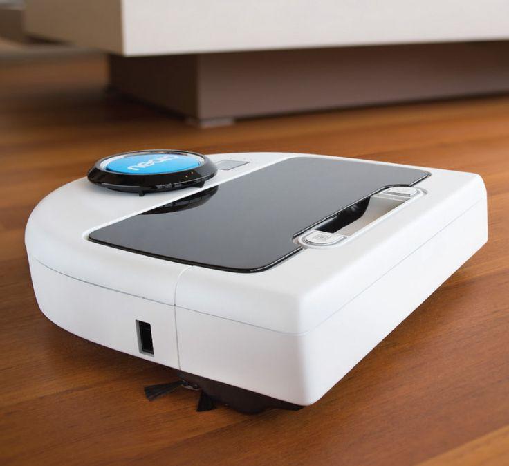 Tämä pikku kotiapulainen imuroi puolestasi! Nyt Uusi hiljaisempi Botvac D75 ja sen patentoitu ja erittäin kehittynyt laserohjattu navigointi auttaa sinua arjessa.