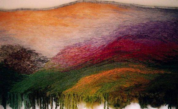 weaving by Eta Ingham-Lawrie