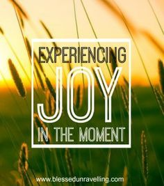 How I found more joy than I could have imagined in learning to abide with Him in…