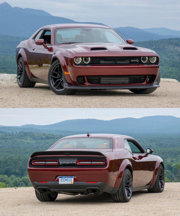 2019 Dodge Challenger Hellcat Redeye Powered By 6.2-liter