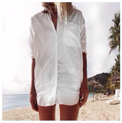 white shirts = holidays! www.followthevista.com