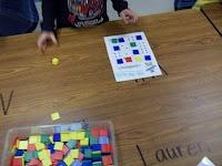 """""""Math Tubs in Kindergarten"""" - K math site"""