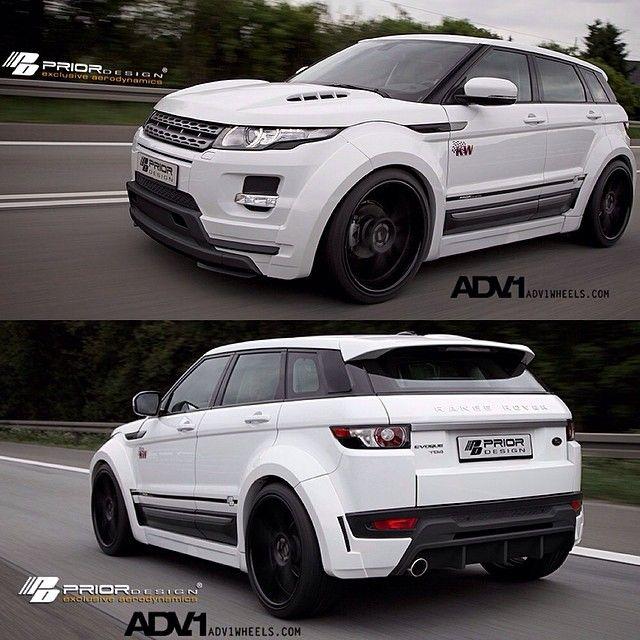2012 Land Rover Range Rover Evoque, Range Rover Sport, Range Rover Velar, #BodyKit #RoverCompany #LandRover #PorscheCayenne evoque - Follow #extremegentleman for more pics like this!