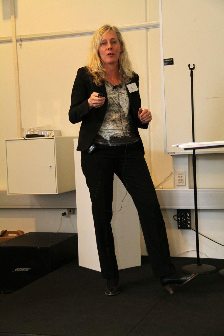 Ulla Siggaard, arbejdsmiljøchef i DSB, om balance i fysisk og psykisk arbejdsmiljø