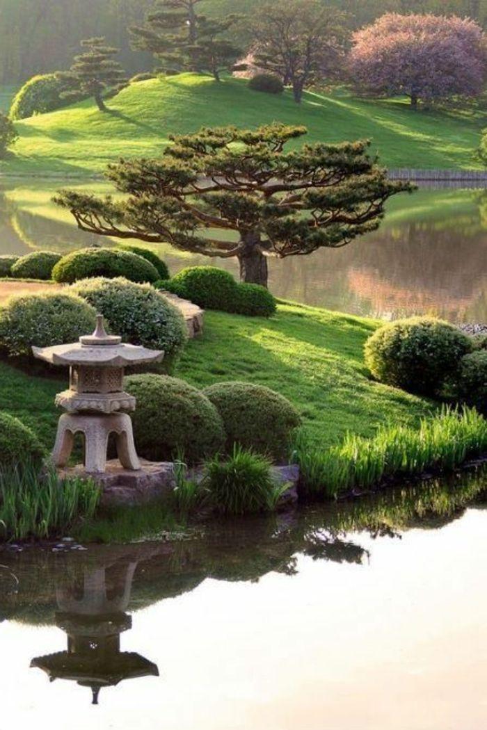 Les 25 meilleures id es concernant le tableau architecture japonaise sur pinterest design for Deco japonaise jardin caen