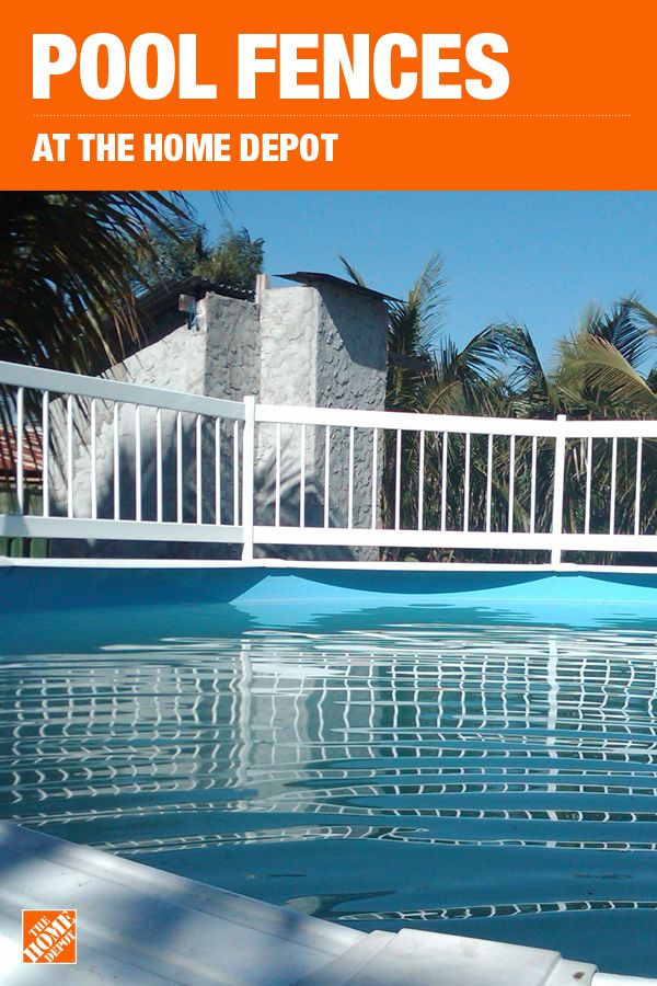 The Home Depot Has Everything You Need For Your Home Improvement Projects Click To Learn More And Shop A Amazing Swimming Pools Indoor Outdoor Pool Pool Fence
