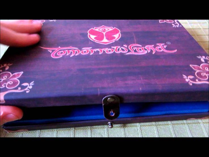 Tomorrowland Bracelet Box 2013