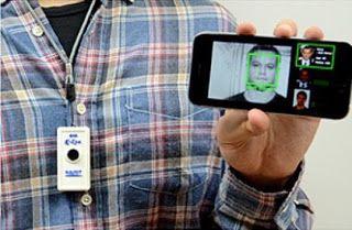 Modern Science: Face recognition system 'K-Eye'