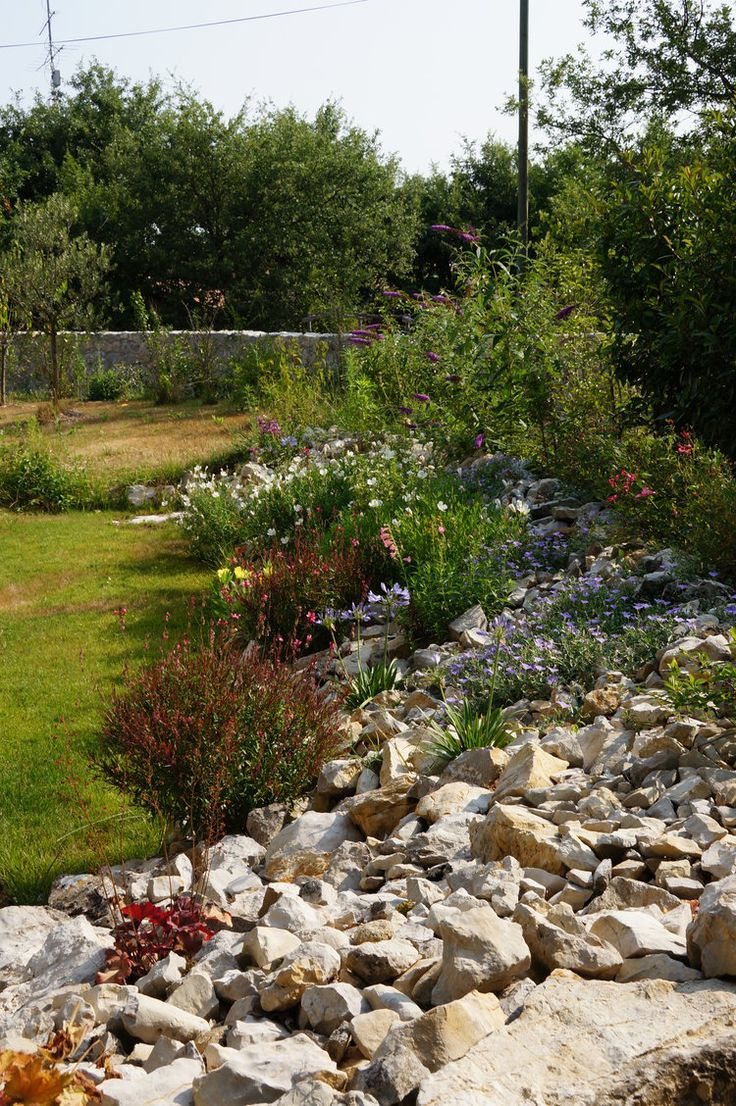 140 best Jardin sec et de bord de mer images on Pinterest   Garden ...