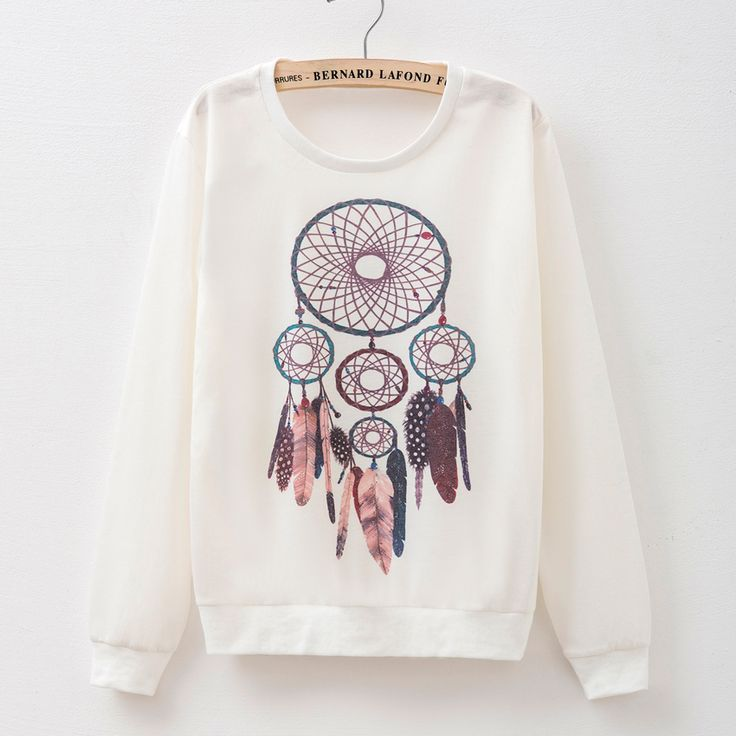 Cheap hoodie men, Buy Quality hoodies wings directly from China hoodie clothing Suppliers: Beautiful flowers Harajuku Sudaderas mujer 2015 Winter Clothing Christmas Hoodies Sweatshirt Women Casual Pullover Track