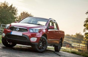 2017 Ssangyong Musso Review