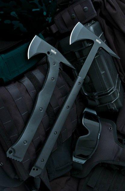 Hardcore Hardware Australia LFT-01 Tactical Tomahawk Axe Black G-10 @aegisgears