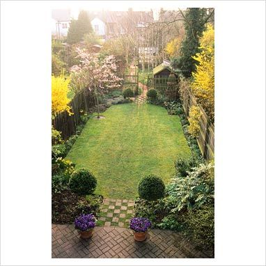 Tarmin narrow shed plans here garden pinterest for Garden design for narrow gardens