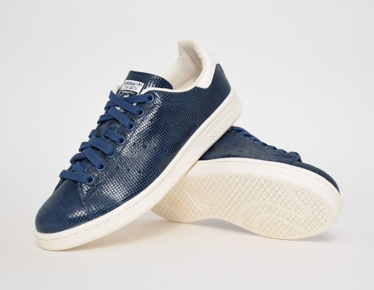 #adidas Stan Smith Women Blue #sneakers
