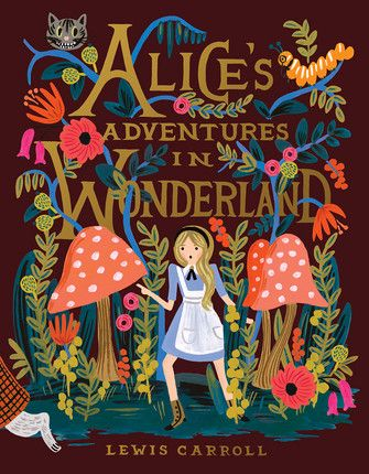 See New Illustrations of Alice in Wonderland by Rifle Paper Co. | Vanity Fair