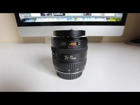 Review del Lente CANON EF 35-70 F:3.5 p/ cámaras 35 mm. / Digitales.  A la venta en https://www.facebook.com/media/set/?set=a.750166455031905.1073741875.427311543984066&type=3  #canon #eflenses #mercadolibre #mercadopago #canonistas