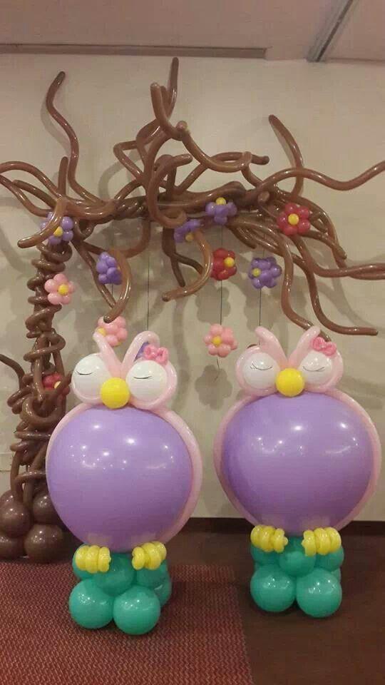 17 best images about como decorar con bombas on pinterest - Decoraciones con globos ...