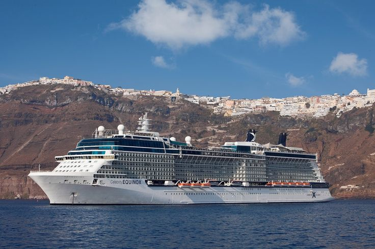 #CelebrityEquinox belongs to the stylish Solstice Class, sailing to destinations around the world.  I LOVE this ship!