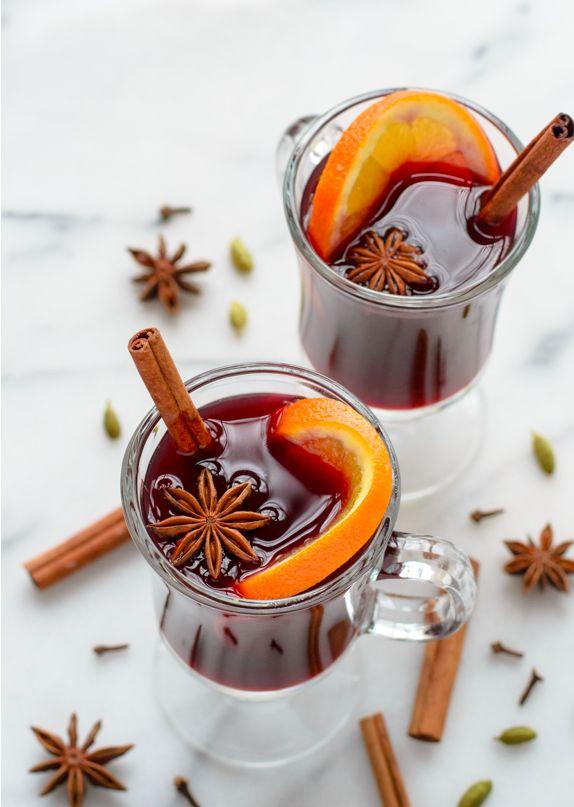 17 Boozy Crock Pot Cocktails