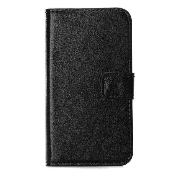 Crazy Horse Pattern Wallet Leather Case For Samsung Core Plus G3500