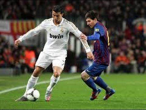 Cristiano Ronaldo Vs Leone Messi