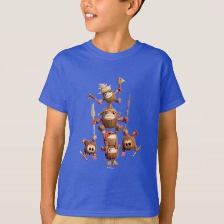 Moana | Kakamora - Coconut Pirates T-Shirt - tap, personalize, buy right now!