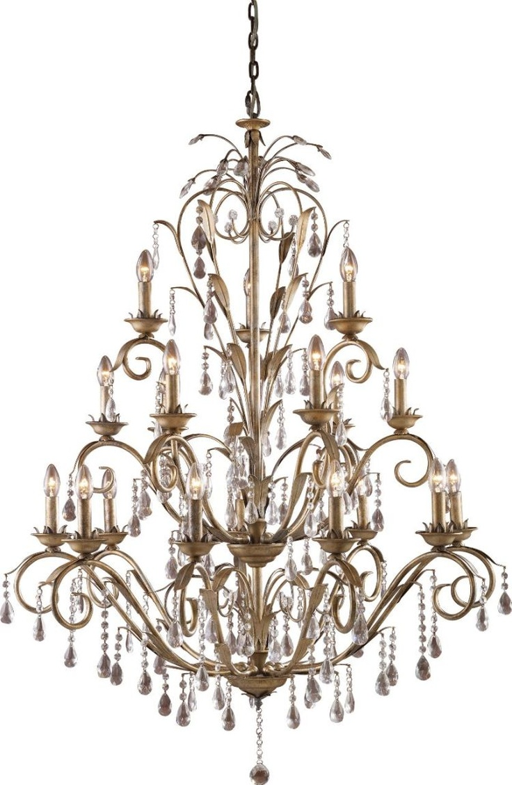 Superb Image Detail For  Beautiful 18 Light Large Chandelier. An Angelite  Collection By . Idea