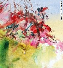 """The Chinese-French painter Zao Wou-ki once told me that painting expresses the thoughts we struggle to put into words.  Faced with this challenge, """"It's easier to learn English!"""" he joked, his wit shining through, even though Alzheimer's disease had already begun its slow, relentless onslaught on his mind."""